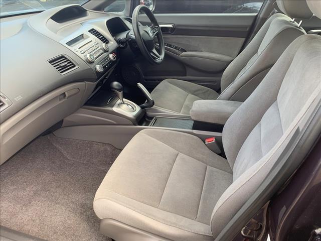 2006 Honda Civic VTI Sedan