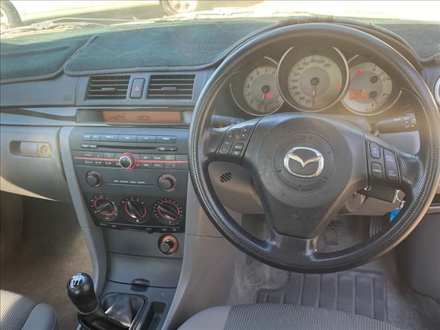2006 Mazda Mazda3 Neo Sedan