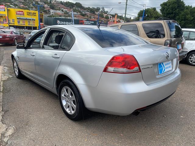 2010 Holden Commodore VE Omega Sedan