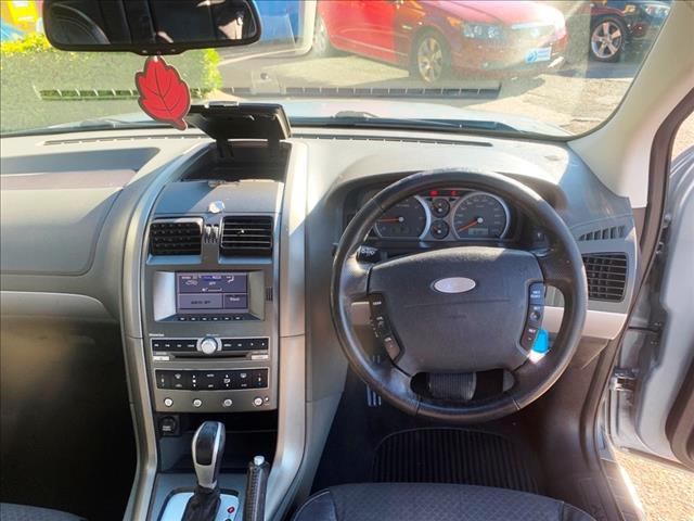 2008 Ford Territory SY Ghia Wagon