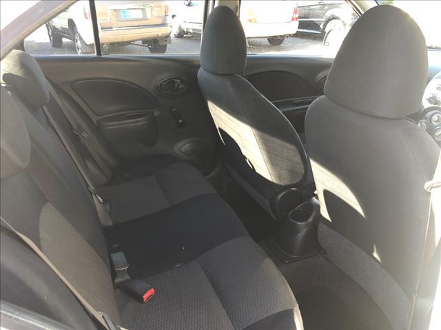 2012 Nissan Micra  Hatch