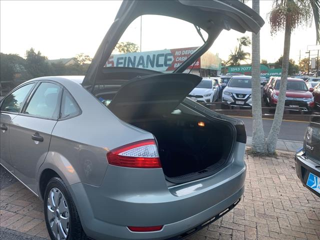 2009 Ford Mondeo LX MB Hatch