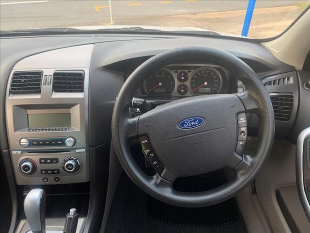 2008 Ford Falcon XT BF MKIII Wagon