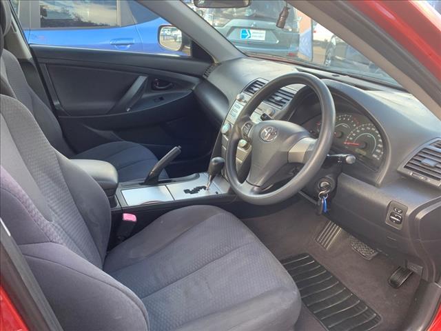2007 Toyota Camry Altise ACV40R Sedan