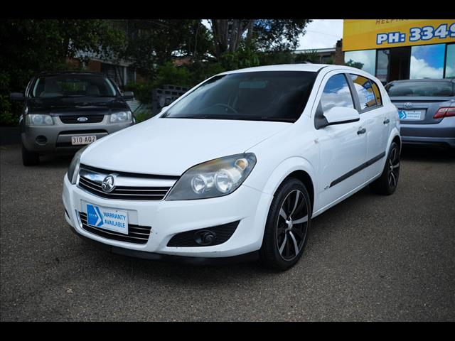 2008 Holden Astra AH CD Hatch