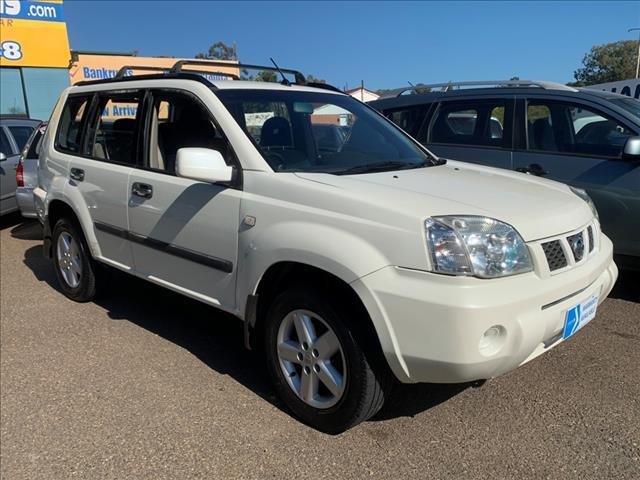 2006 Nissan X-Trail ST(4x4) Wagon