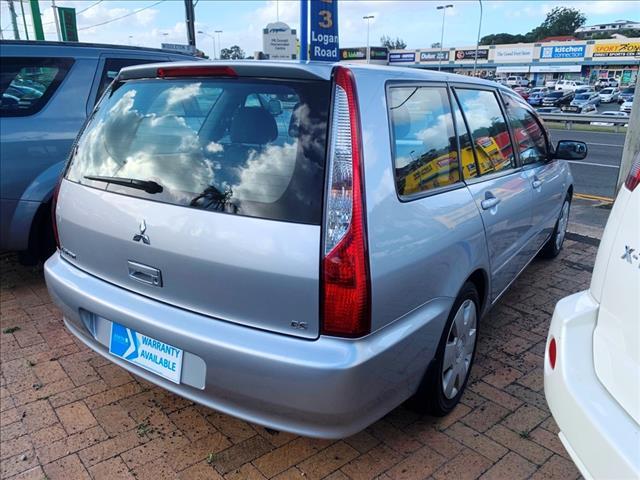 2006 Mitsubishi Lancer CH Es Wagon