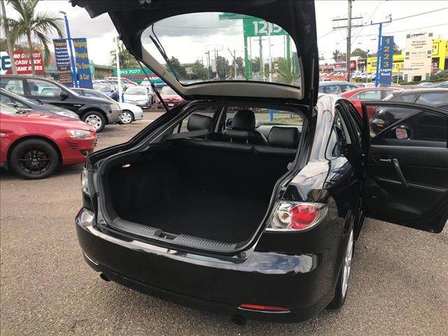 2005 Mazda Mazda6 Luxury Sports Hatch