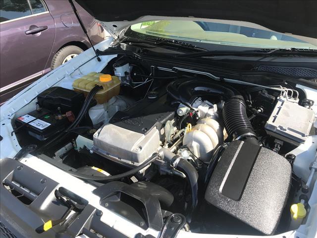 2007 Ford Falcon BF Futura Sedan