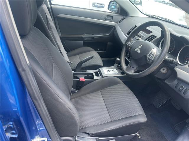 2008 Mitsubishi Lancer CJ ES Sedan