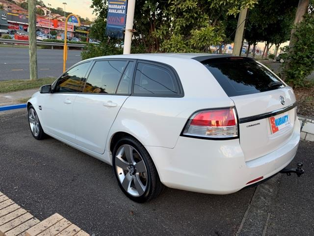 2008 Holden Commodore VE Omega Wagon