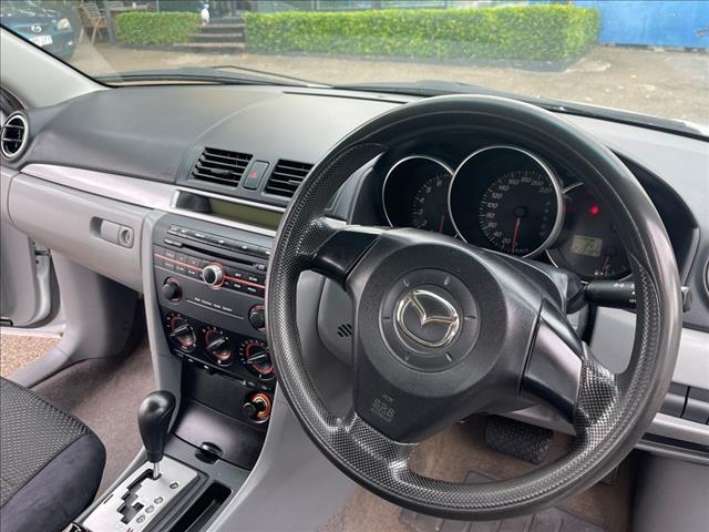 2006 Mazda Mazda3 Neo BK Sedan