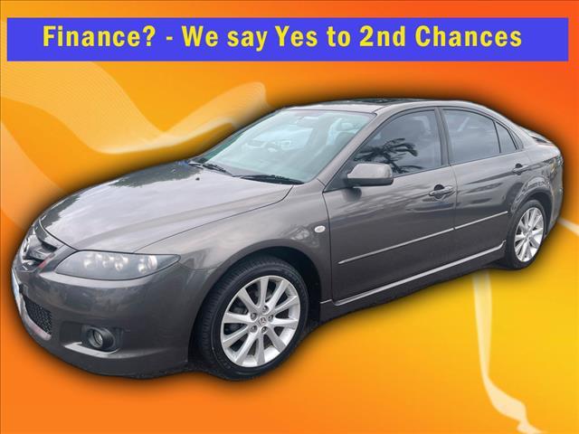 2006 Mazda Mazda6 Luxury Sports GG 05 Upgrade Hatch