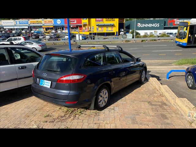 2009 Ford Mondeo LX MB Wagon