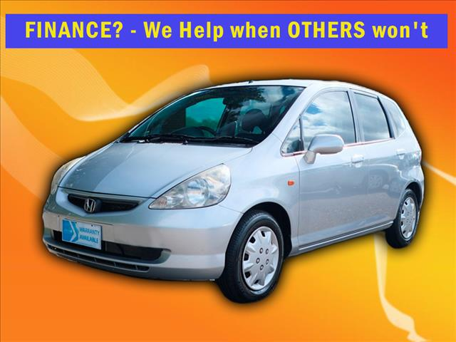 2003 Honda Jazz VTI Hatch