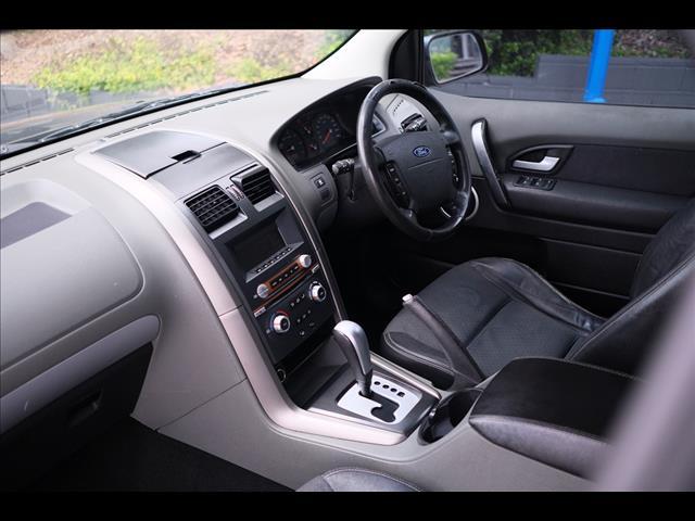 2008 Ford Territory SR RWD SY Wagon
