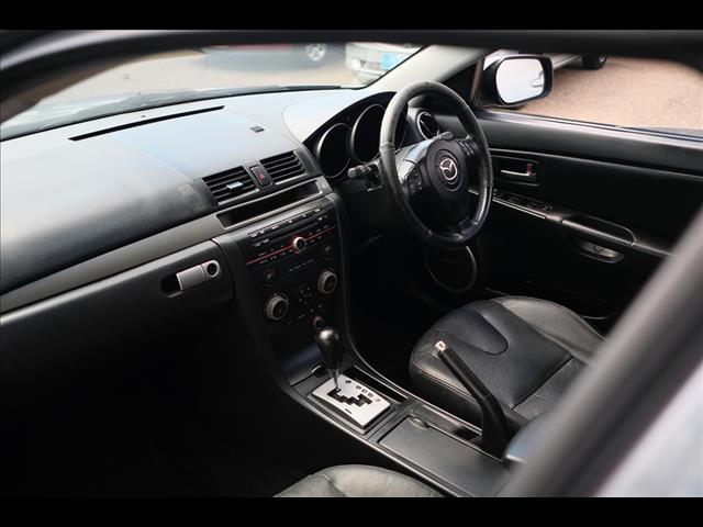 2005 Mazda Mazda3 SP23 BK Hatch