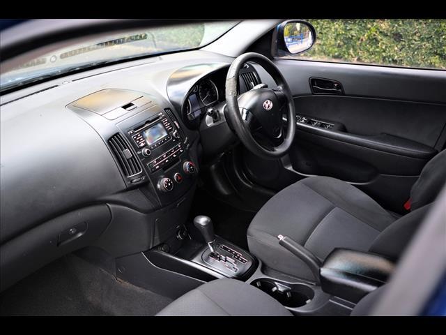 2009 Hyundai i30 SX FD MY09 Hatch
