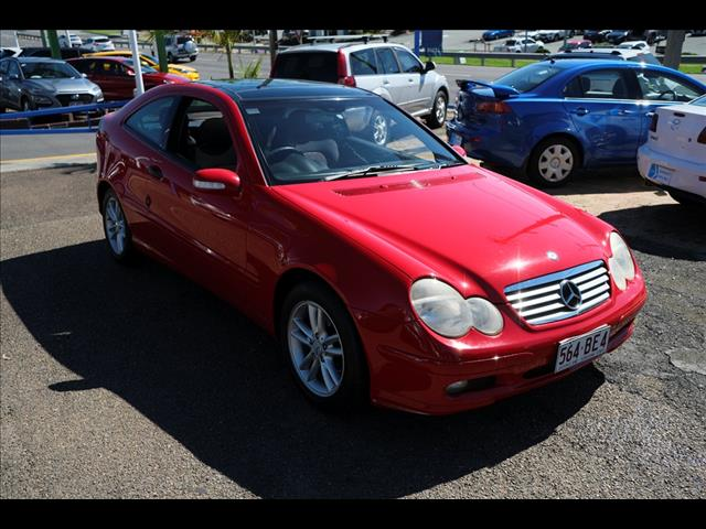 2003 Mercedes-Benz C180 Kompressor Hatch