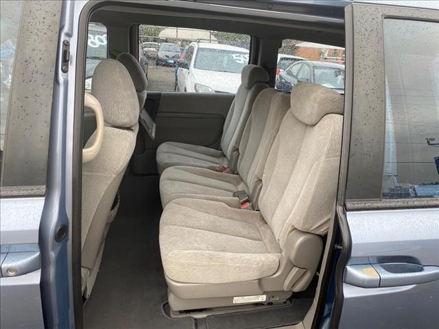 2007 Kia Carnival EX VQ Wagon
