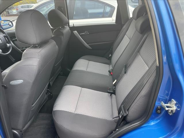 2008 Holden Barina TK MY08 Hatch