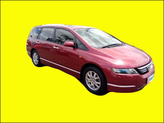 2005 Honda Odyssey Luxury Wagon
