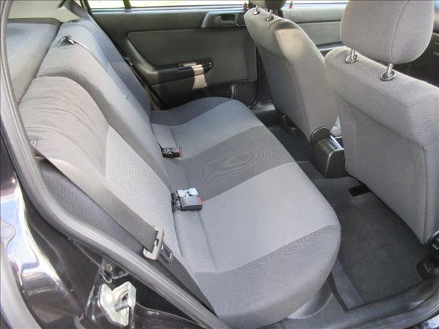 2005 HOLDEN ASTRA CLASSIC TS 5D HATCHBACK