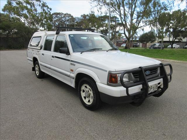 1998 FORD COURIER XL CREW CAB P/UP