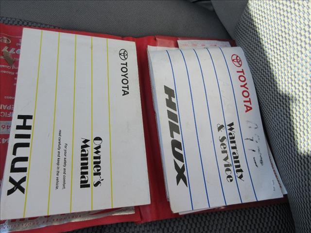 2007 TOYOTA HILUX SR (4x4) KUN26R 07 UPGRADE DUAL C/CHAS