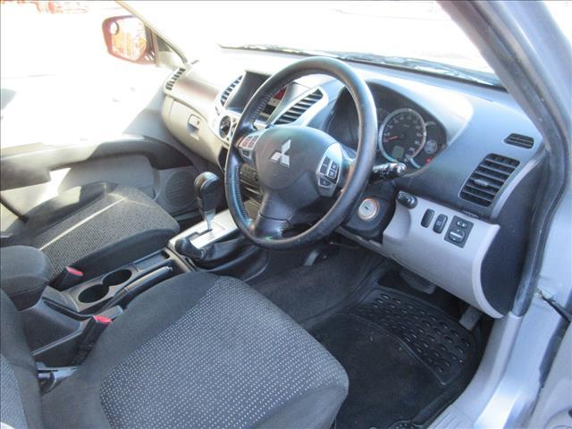 2010 MITSUBISHI TRITON GLX-R (4x4) MN MY10 DOUBLE CAB UTILITY