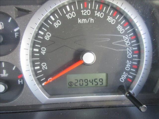 2004 FORD FALCON XR6 BA MKII 4D SEDAN