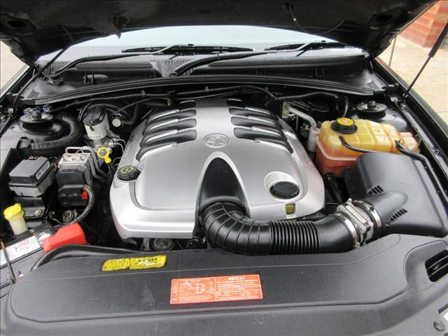 2000 HOLDEN STATESMAN V8 WH 4D SEDAN