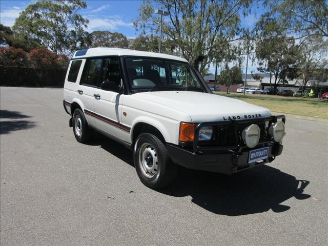 2001 LAND ROVER DISCOVERY Td5 (4x4) 4D WAGON
