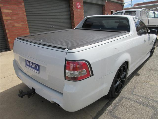 2008 HOLDEN COMMODORE OMEGA VE UTILITY