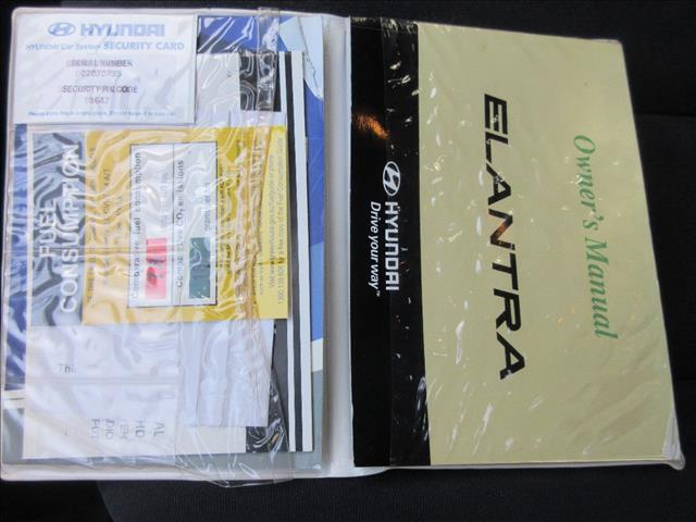 2007 HYUNDAI ELANTRA SLX HD 4D SEDAN