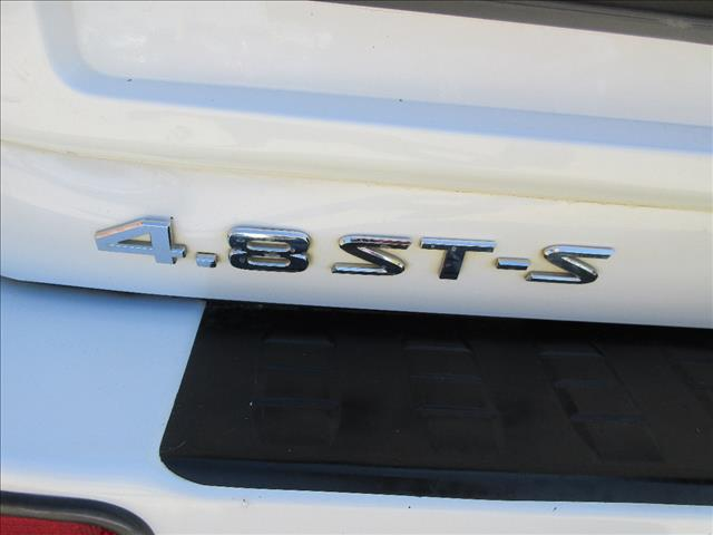 2006 NISSAN PATROL ST-S (4x4) GU IV 4D WAGON