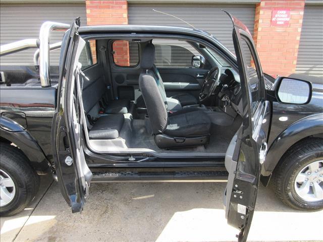 2007 FORD RANGER XLT (4x4) PJ SUPER CAB P/UP