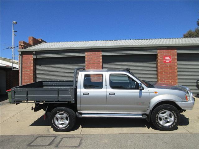 2006 NISSAN NAVARA ST-R (4x4) D22 DUAL CAB P/UP