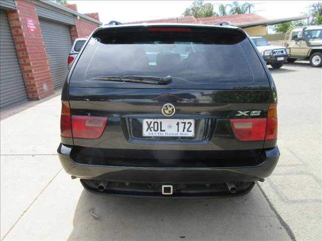 2002 Bmw X5 4 4i E53 4d Wagon