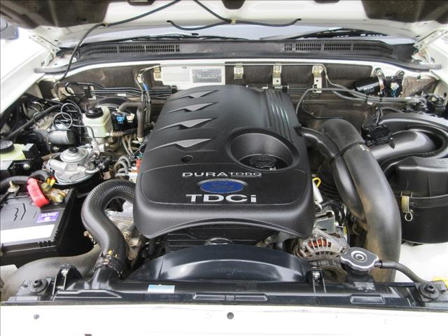 2008 FORD RANGER XL (4x4) PJ 07 UPGRADE SUPER C/CHAS