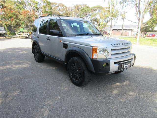 2005 LAND ROVER DISCOVERY 3 HSE 4D WAGON