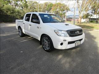 2011 TOYOTA HILUX SR KUN16R MY11 UPGRADE DUAL CAB P/UP