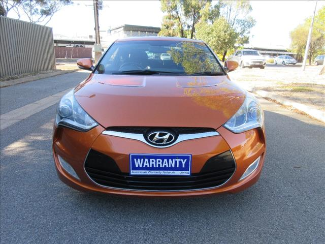 2012 HYUNDAI VELOSTER + FS MY13 3D COUPE