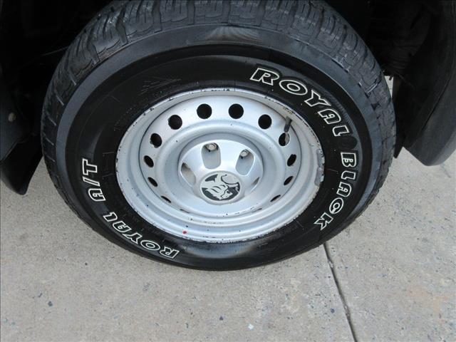 2004 HOLDEN RODEO LX (4x4) RA CREW CAB P/UP