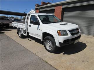 2010 HOLDEN COLORADO DX (4x4) RC MY10.5 C/CHAS