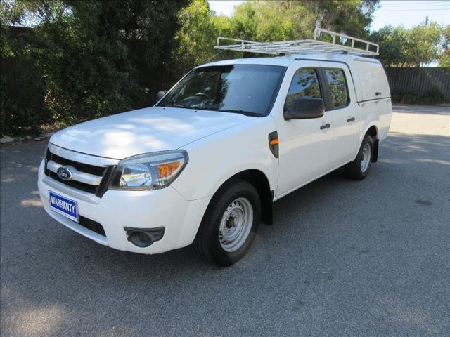 2009 FORD RANGER XL (4x2) PK DUAL CAB P/UP