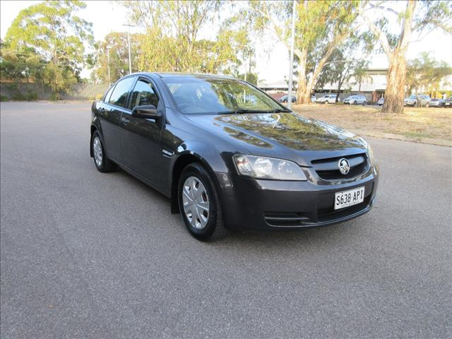 2007 HOLDEN COMMODORE OMEGA VE 4D SEDAN