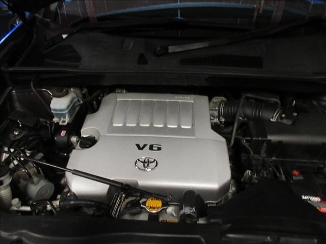 2009 TOYOTA KLUGER KX-R (4x4) 5 SEAT GSU45R 4D WAGON