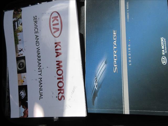 2011 KIA SPORTAGE Si (FWD) SL 4D WAGON