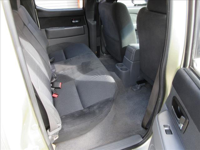 2007 FORD RANGER XLT (4x4) PJ DUAL CAB P/UP